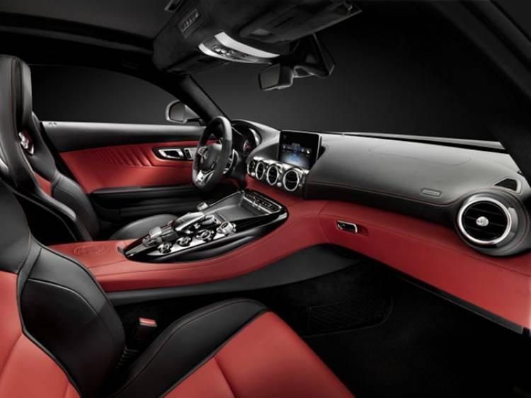 Mercedes AMG GT: así suena su motor