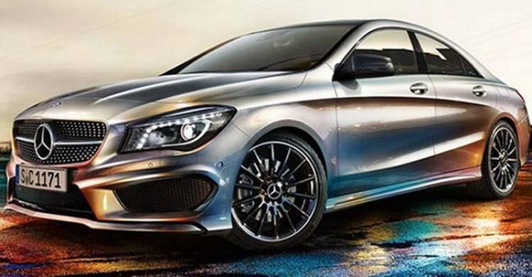 El Mercedes CLA se presenta antes de tiempo