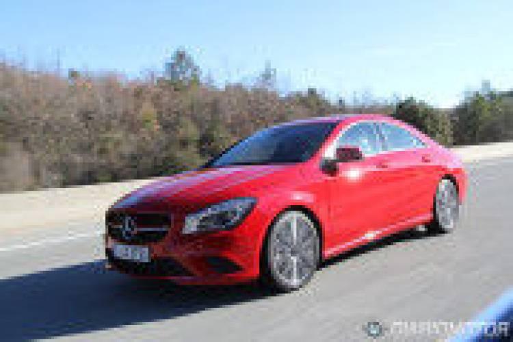 Mercedes CLA, presentación y prueba