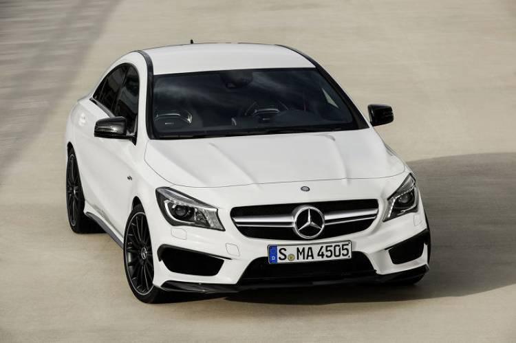 Mercedes ya piensa en su próxima generación de compactos