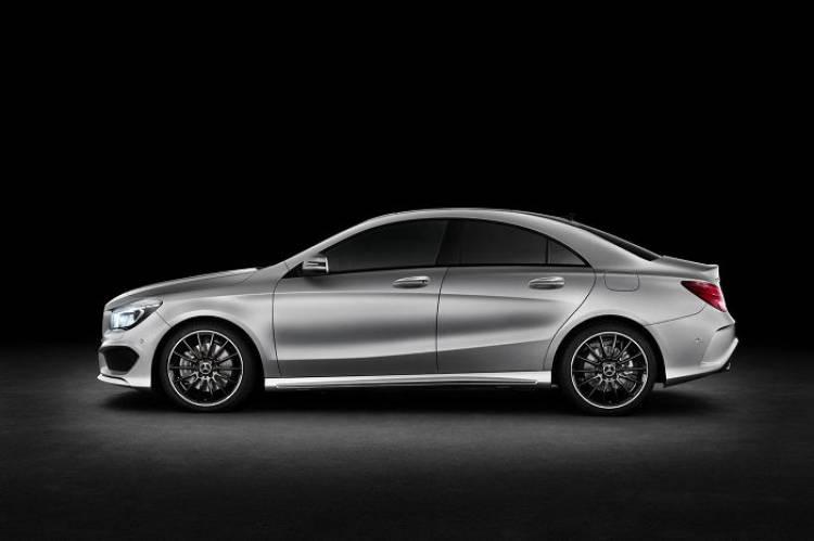 Mercedes CLA: el compacto que se convirtió en berlina