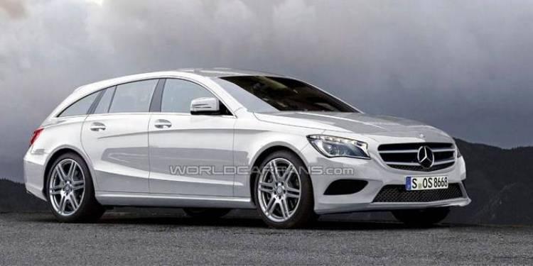 Mercedes CLC: render de la próxima berlina coupé de la flecha plateada