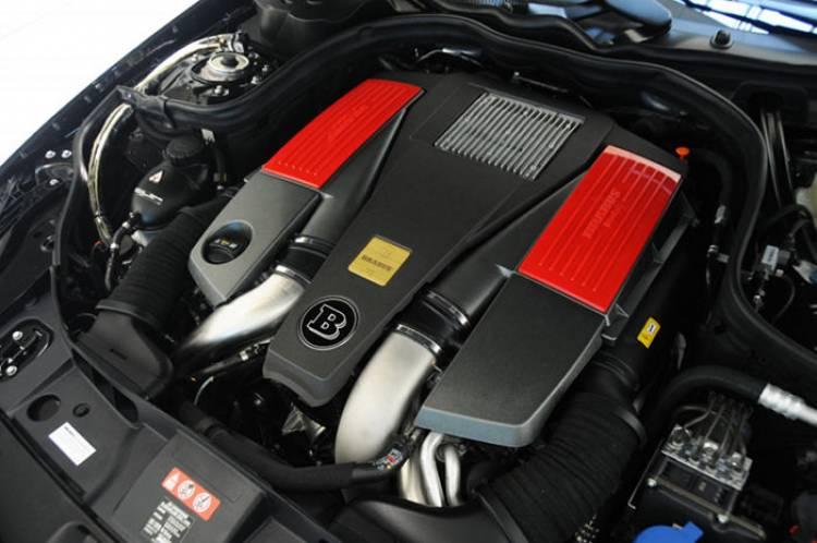 Brabus CLS63 AMG Shooting Brake: tuning familiar