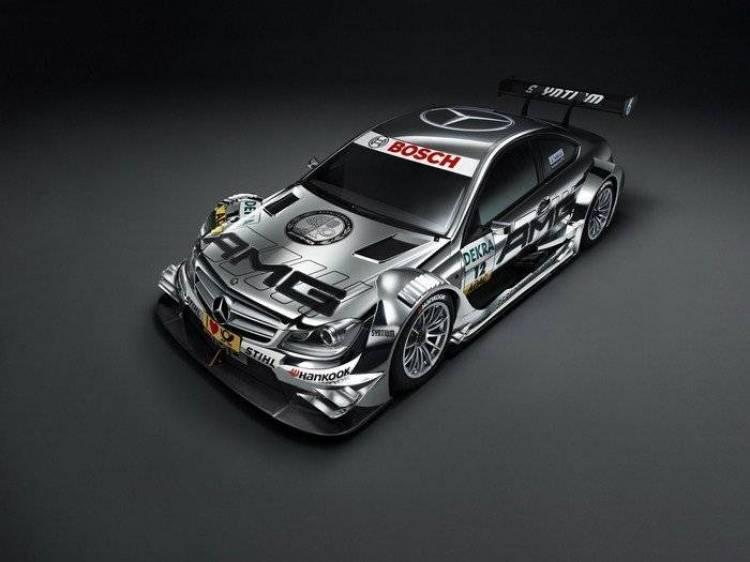 Mercedes Clase C Coupé AMG DTM (2012)
