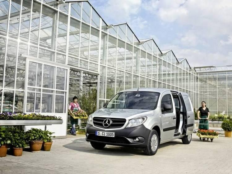 Nuevo Mercedes Citan
