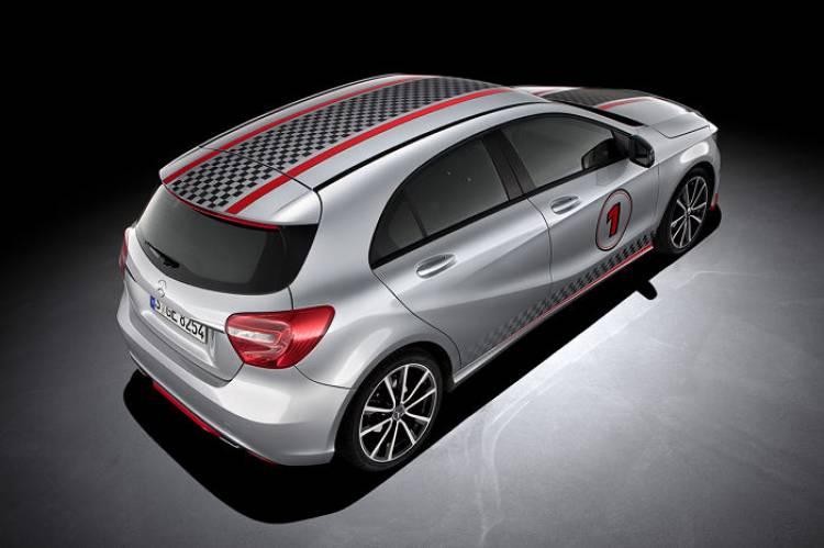 Mercedes Clase A: presentado el programa de personalización