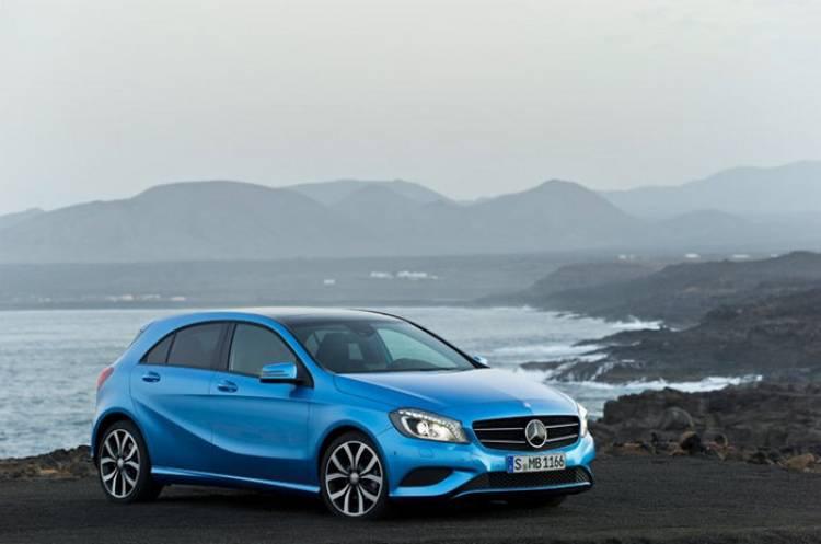 En Mercedes no quieren un coche por debajo del Clase A