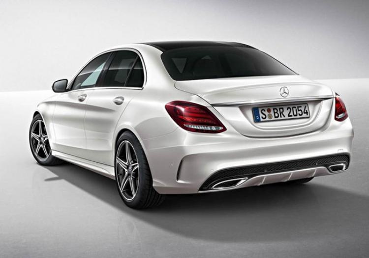 Mercedes Clase C AMG Line: el nuevo Clase C ahora con el acabado deportivo