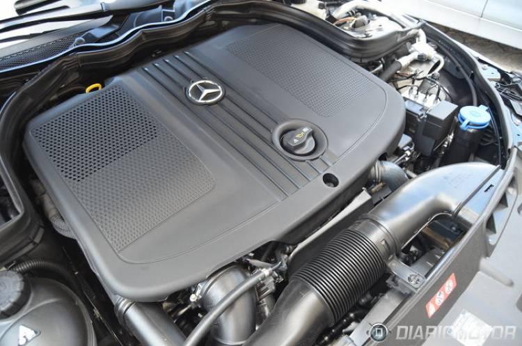 Mercedes Clase C 220 CDI a prueba