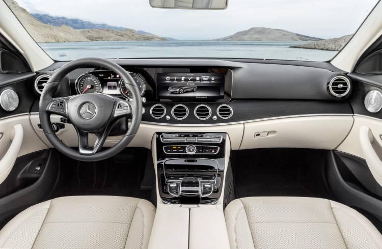Mercedes Clase E Avantgarde
