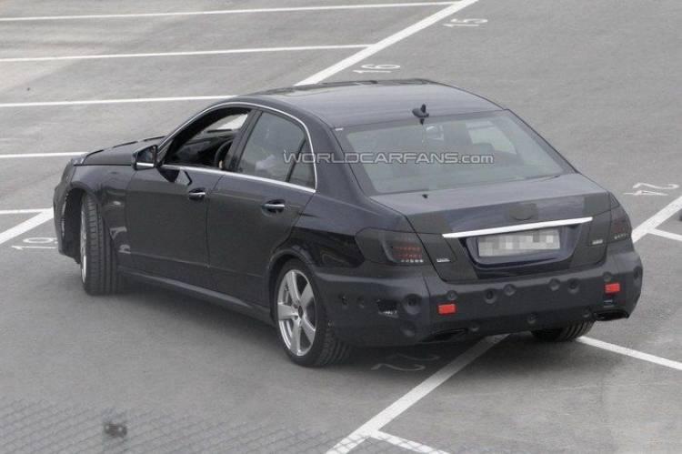 Mercedes Clase S, Clase C, CLA y Clase E fotos espía