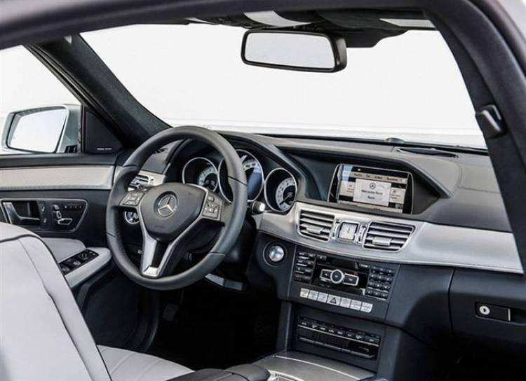 Filtrado el aspecto del lavado de cara del Mercedes Clase E