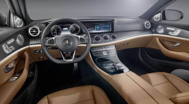 Mercedes Clase E AMG Line