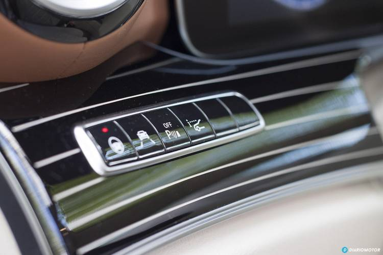 Conducción autónoma Mercedes Clase E