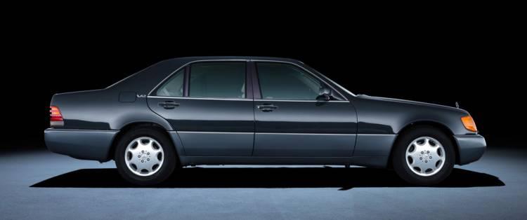 Mercedes-Benz S-Klasse: Inbegriff des AutomobilsMercedes-Benz S