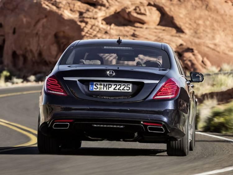 Mercedes Clase S 2013: todos los detalles del nuevo Mercedes Clase S
