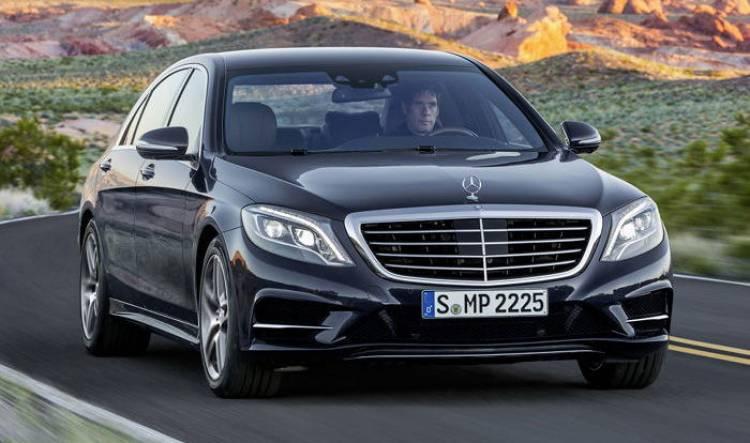 El Mercedes Clase S está dispuesto a estrenar carrocería coupé en Frankfurt