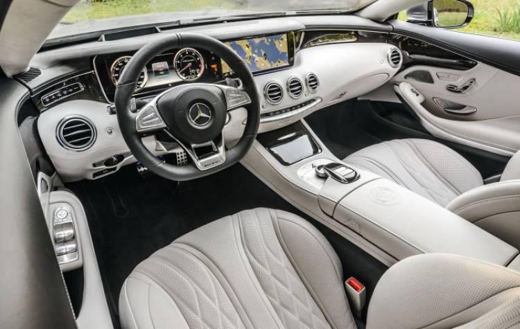 Mercedes Clase S coupé 2014, nueva galería de imágenesmercedes clase s
