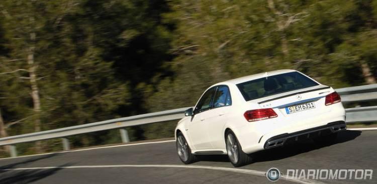 El Mercedes E63 AMG S Model ya rueda por España