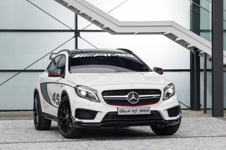 Mercedes GLA en España desde 31.150 euros