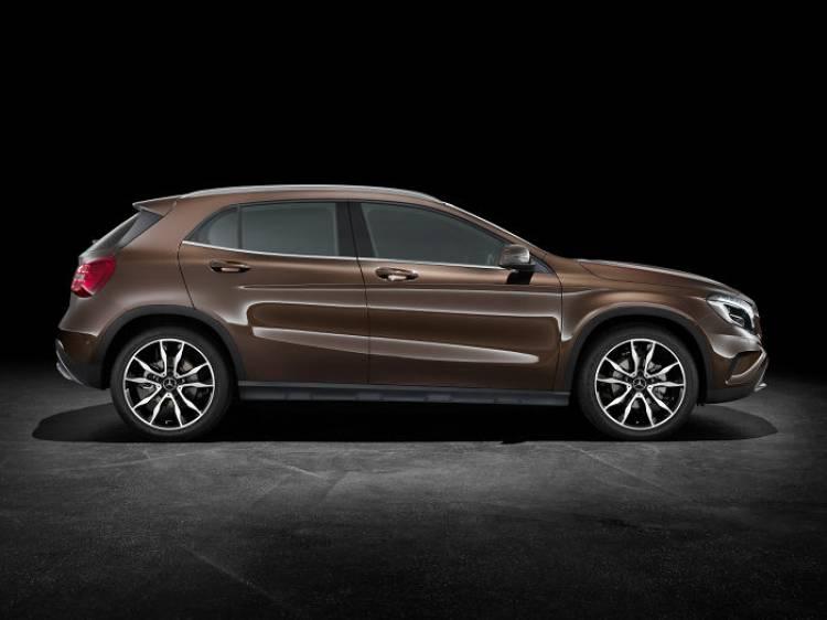 Mercedes Clase X: ¿un nuevo SUV basado en el Renault Captur?