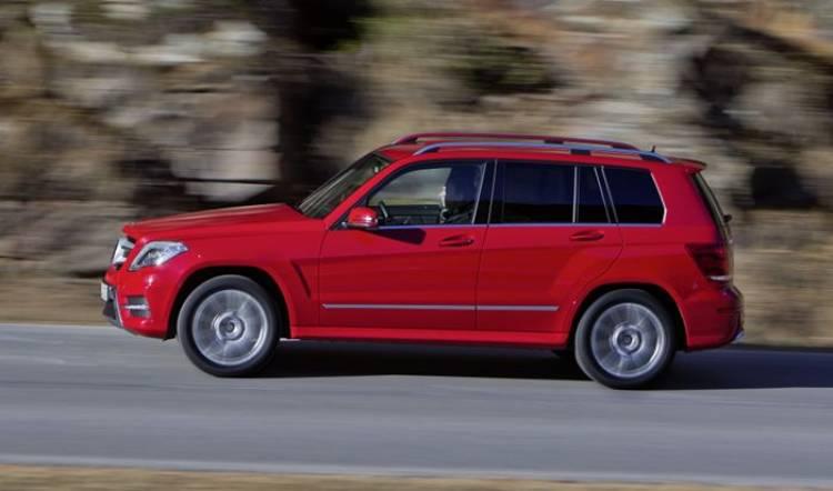 La nueva generación del Mercedes GLK llegará en 2015