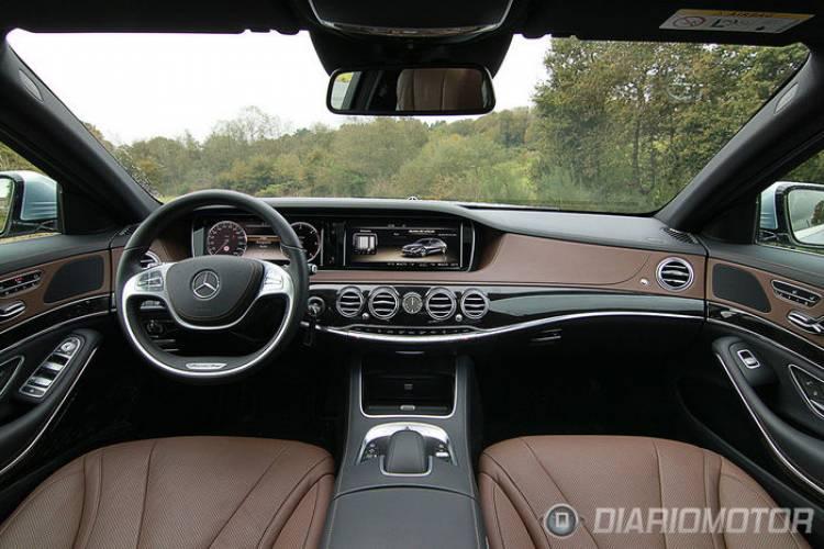 Mercedes S350 Bluetec
