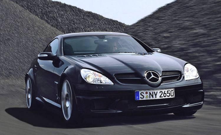 Mercedes AMG Black Series