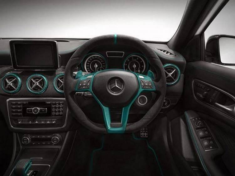 Mercedes A 45 AMG Petronas