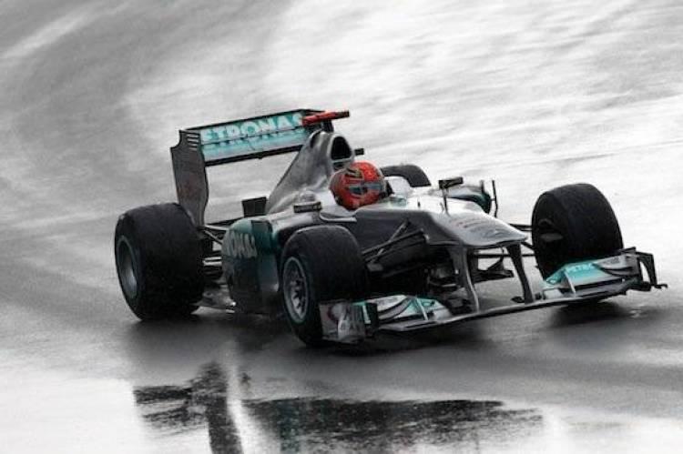 Michael Schumacher (Mercedes) - GP Canadá 2011