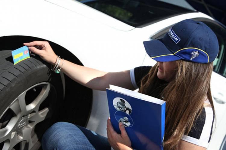 Michelin pone en marcha la campaña de revisión de neumáticos 2013