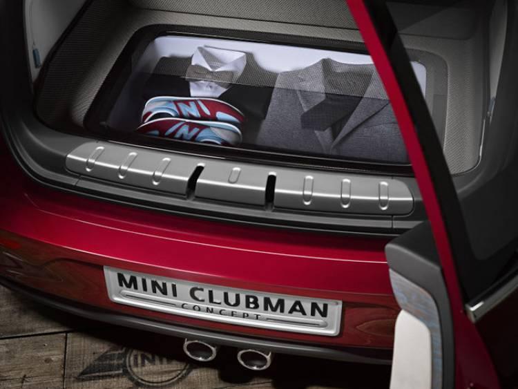 MINI Clubman Concept: adiós a la característica puerta de apertura suicida