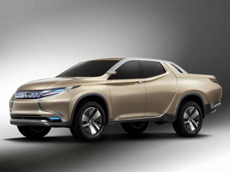 Mitsubishi CA-MIEV y GR-MIEV: urbano eléctrico y Pick-Up híbrida diésel directos a Ginebra