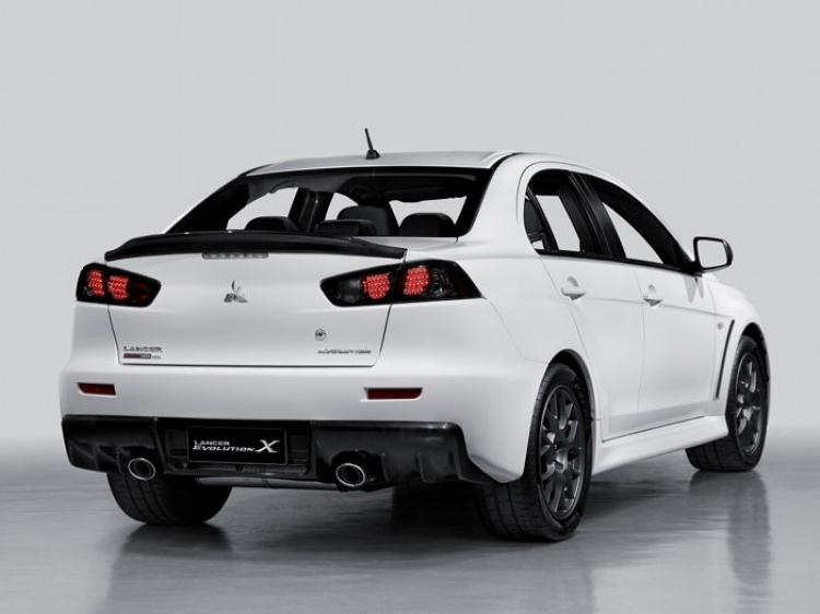 Mitsubishi Evo: la próxima generación tendrá 500 caballos... y será híbrido