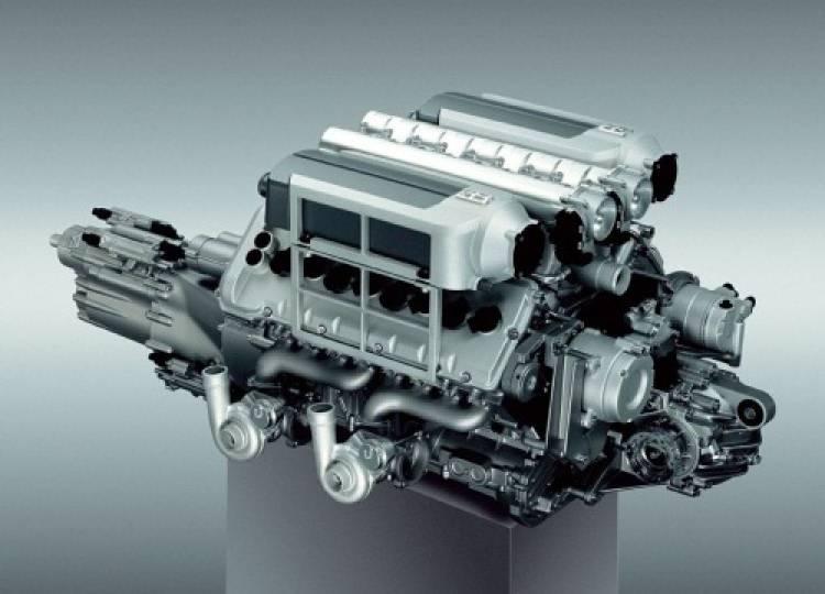 bugatti veyron y su motor w16: así es y así se fabrica - diariomotor