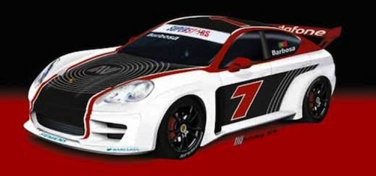 Porsche Panamera S N.Technology