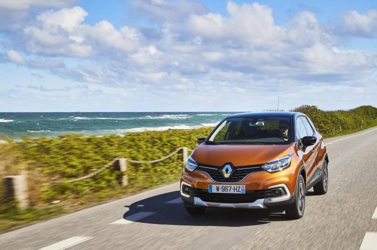New Renault Captur - International Test Drive, Copenhagen - May 2017 (24)