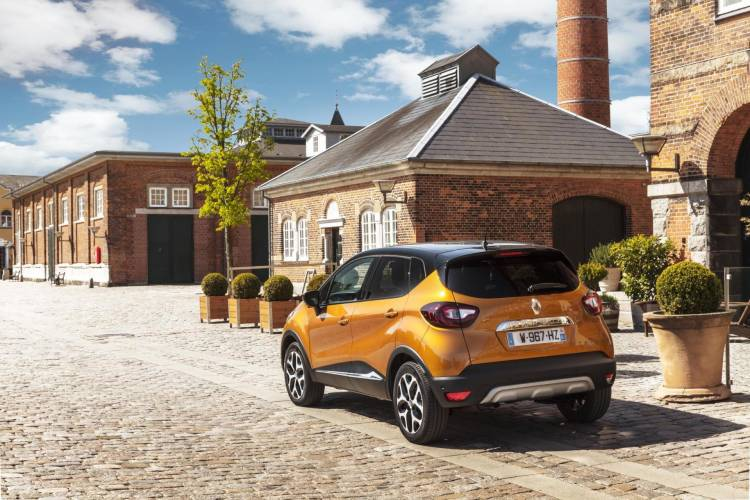 New Renault Captur - International Test Drive, Copenhagen - May 2017 (29)