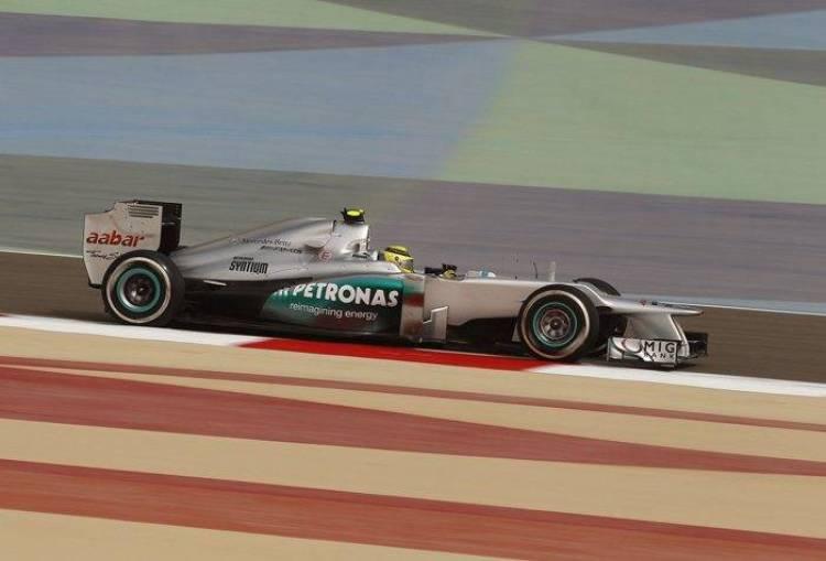 F1 - Calificación GP Bahrein 2012