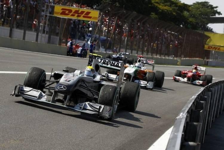 Nico Rosberg (Mercedes GP) - GP Brasil 2010