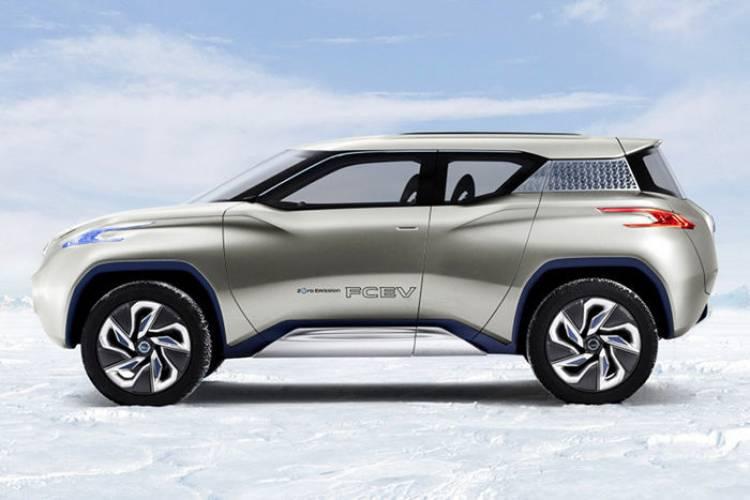 Un nuevo Nissan Murano a la vista para 2014