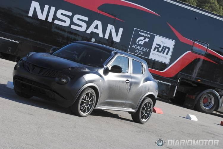 El Nissan Juke Nismo RS estará presente en el Salón de Los Angeles