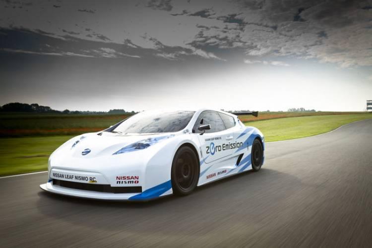 Habrá un Nissan Leaf Nismo de producción