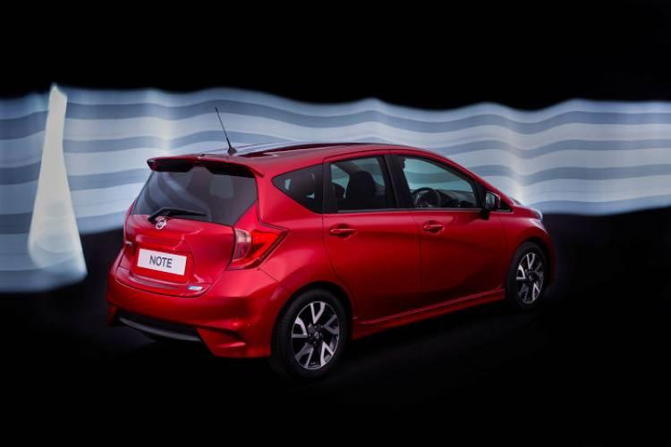 Nissan Note: primeros detalles de la nueva generación del Note