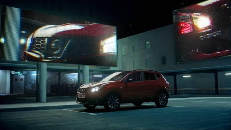Nissan Qashqai 360: un nuevo nivel de acabado con el Around View como principal baza