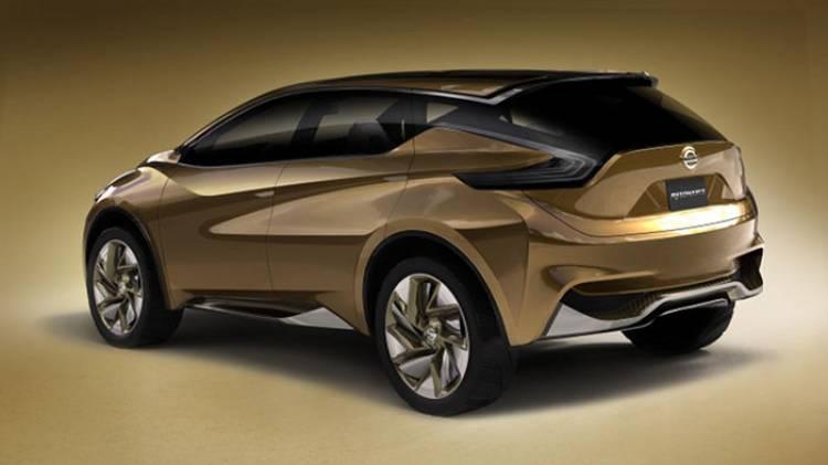 Nissan Resonance Concept: anticipando el futuro de los SUV de Nissan