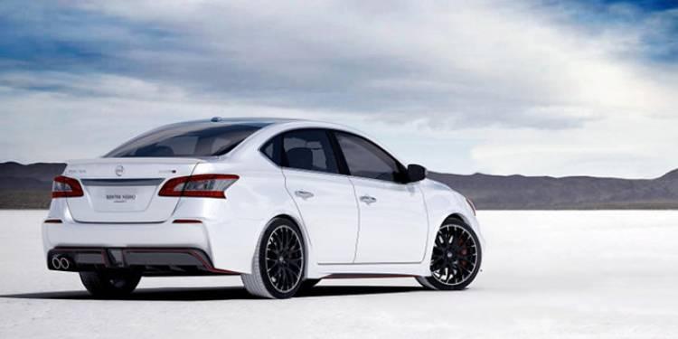 Nissan Sentra Nismo Concept: la familia de Nissan Motorsport sigue creciendo