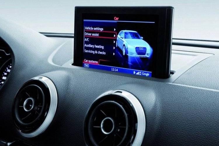 Interior y tecnología a bordo del Audi A3 2012