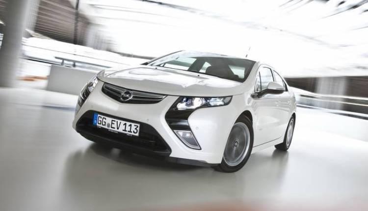 El Opel Ampera ajusta su precio de venta hasta los 38.300 €