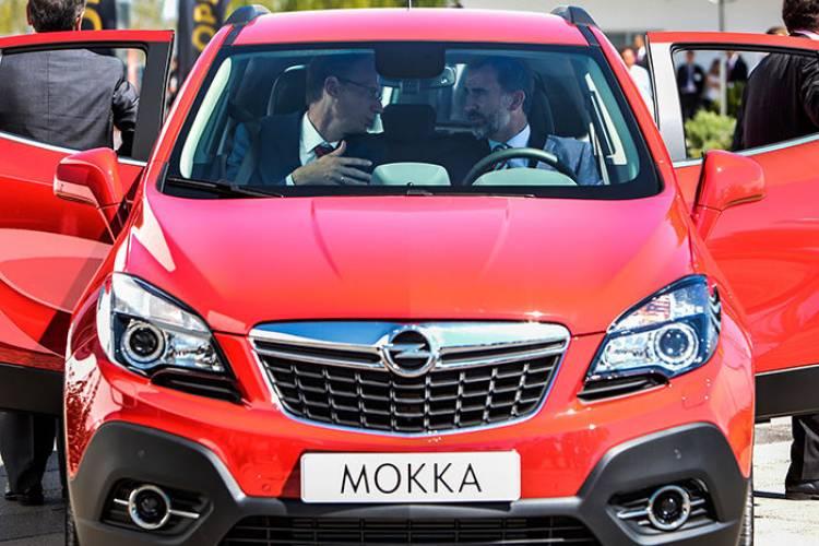 Opel Mokka Figueruelas